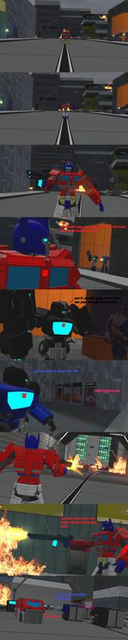 Transformers War Days: Page 14