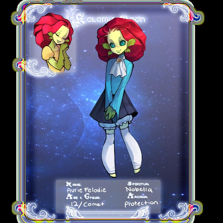 Kolomia Moon - Aurie by xLunatiCXz