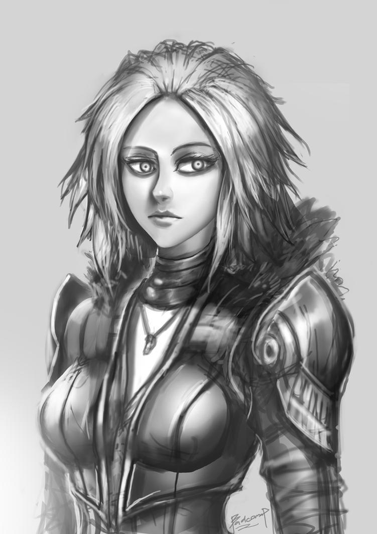 Awoken's Queen by BADCOMPZERO