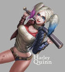 Harly Quinn Suicide Squad