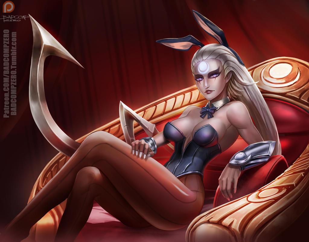 Battle Bunny Diana by BADCOMPZERO