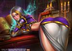 Jaina Proudmoore - Warcraft