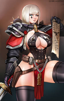 Sister of Battle Order of Horny