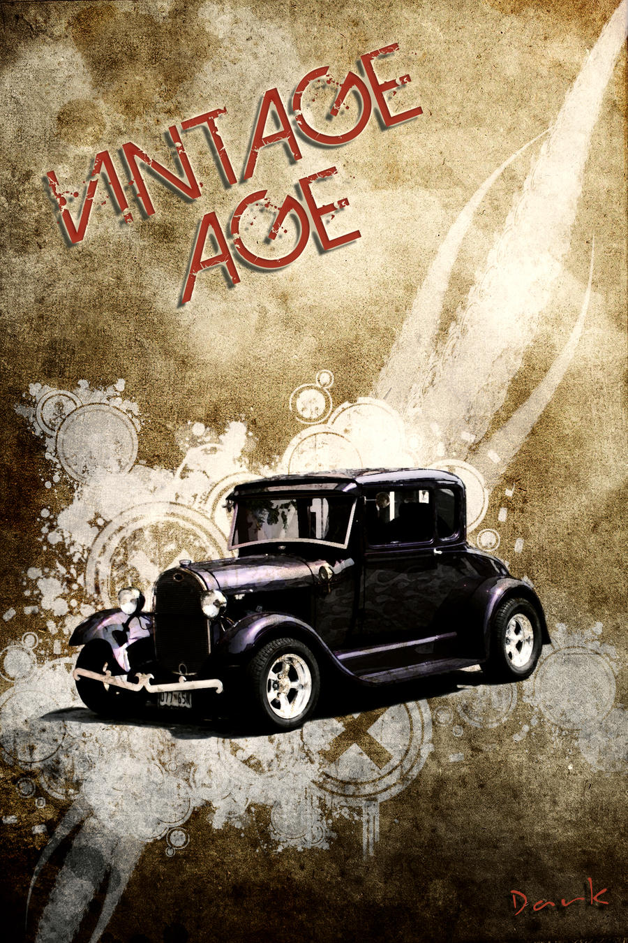 Vintage Car by Tiago-Borges