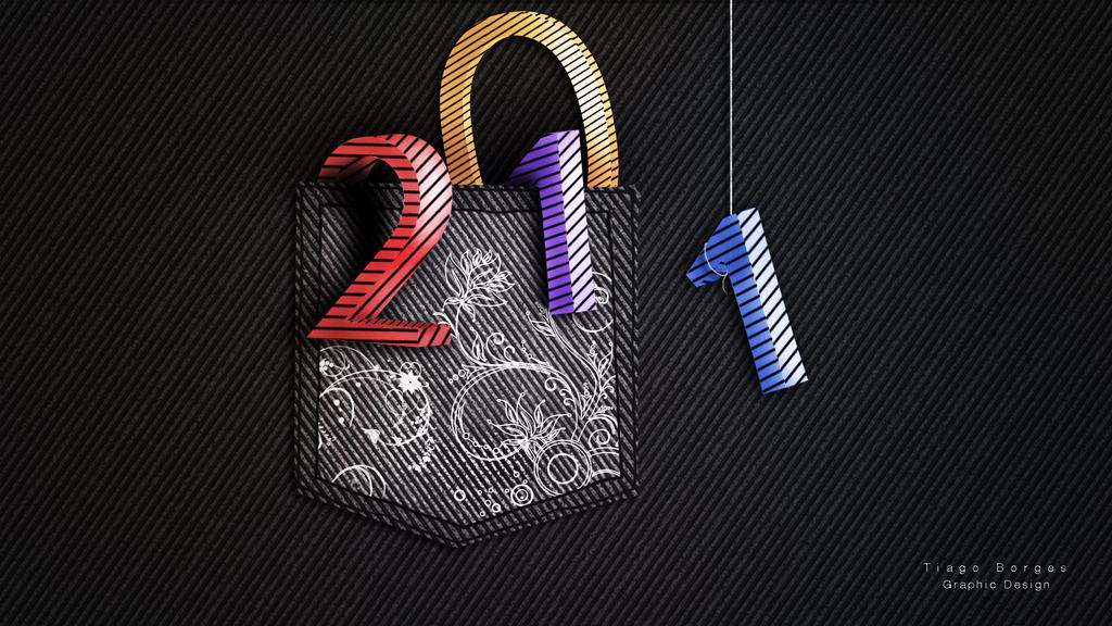 2011 3d by hellraiser49 d3512u7 60+ Exceptionally Beautiful 2011 Wallpapers and Calendar Designs