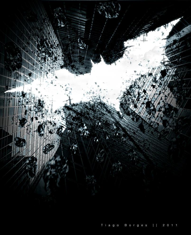 Batman The Dark Knight Rises By Tiago Borges