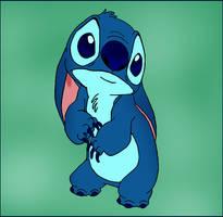 Cute Stitch by RusStitch