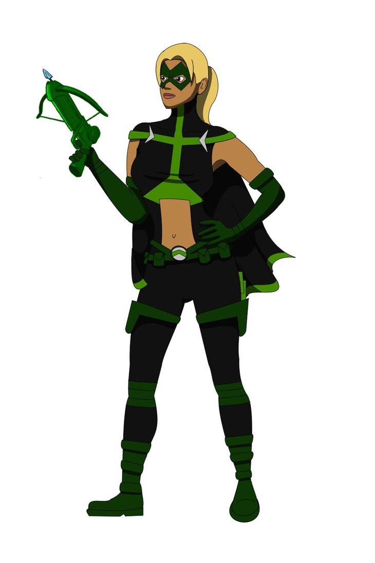 Artemis as Huntress by IronicVeghead on DeviantArt