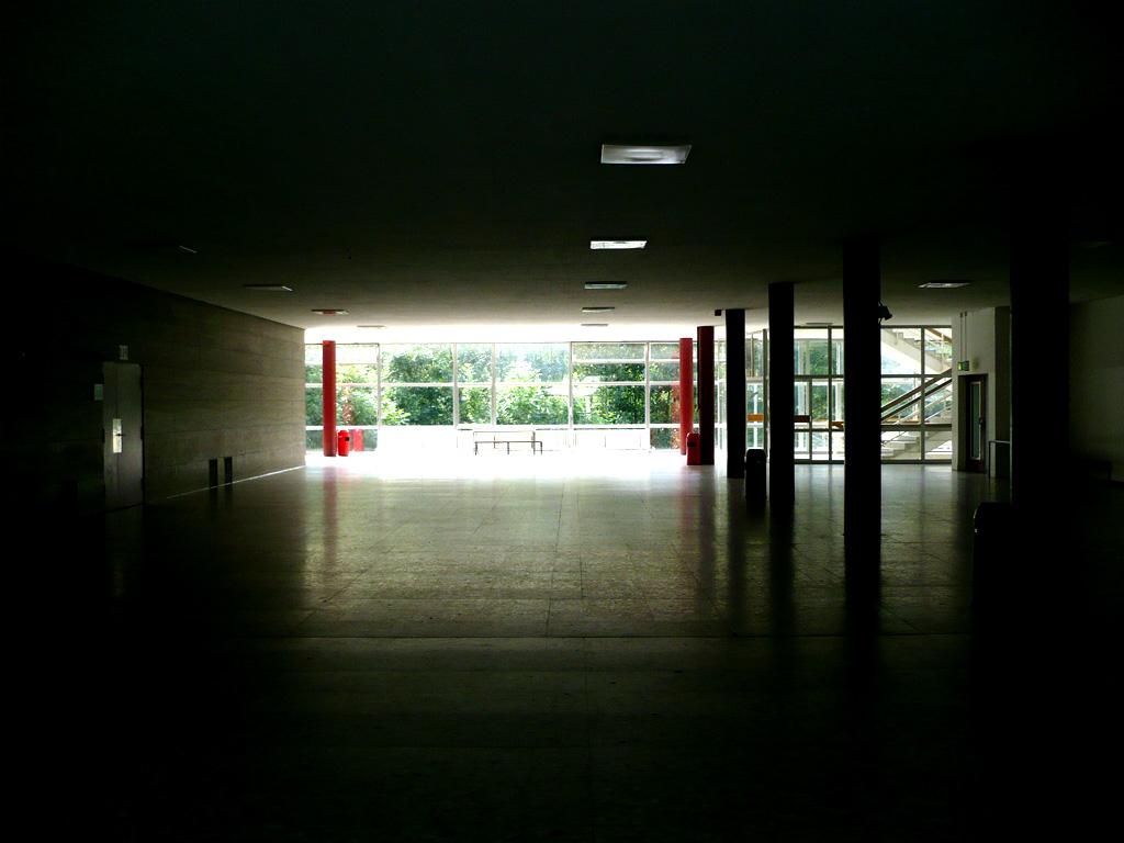 Inside: University of Marburg by nplhse