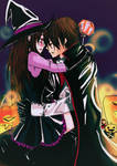 Hot Vampire Halloween by SuNsKyle