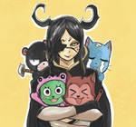 FT : Cat Lady
