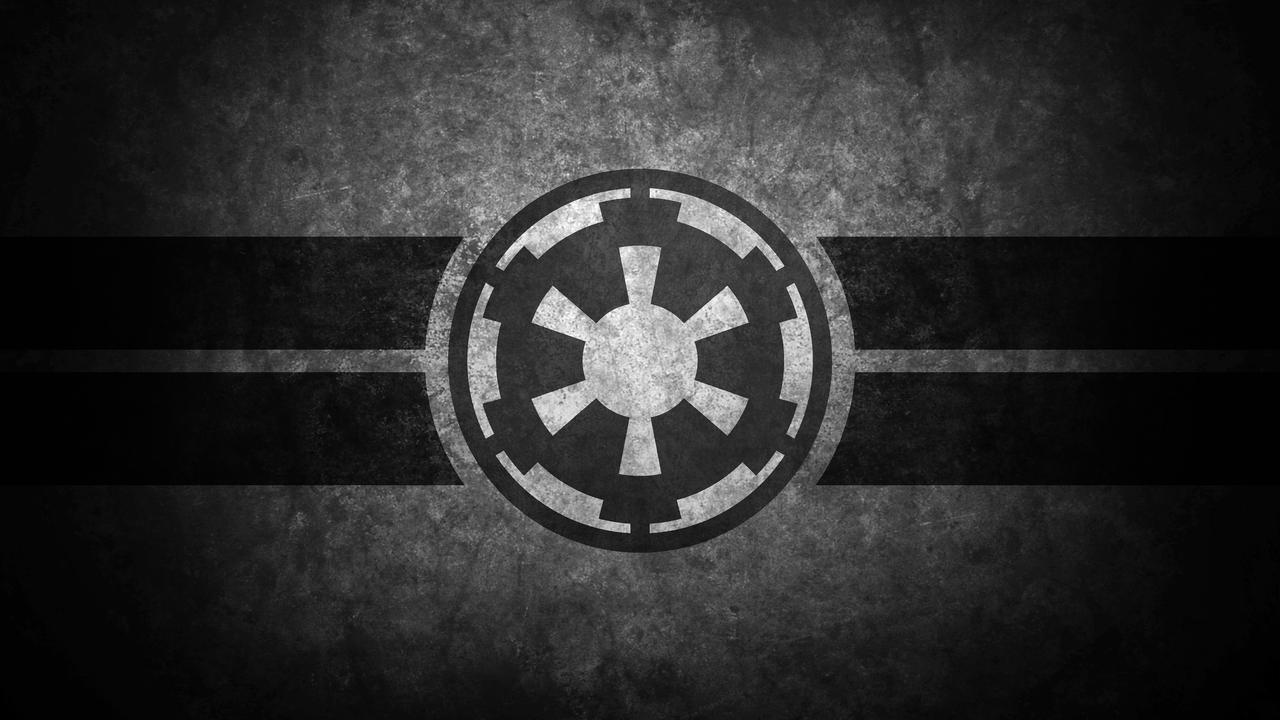 Imperial Cog/Insignia/Symbol Desktop Wallpaper