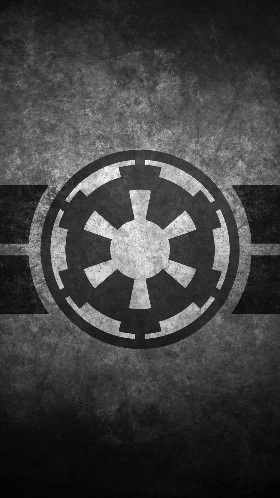 imperial cog/insignia/symbol cellphone wallpaper by swmand4 on