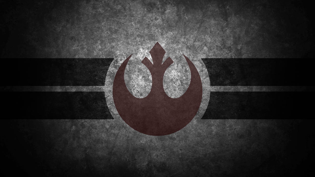 Rebel Insignia Symbol Desktop Wallpaper By Swmand4 On Deviantart