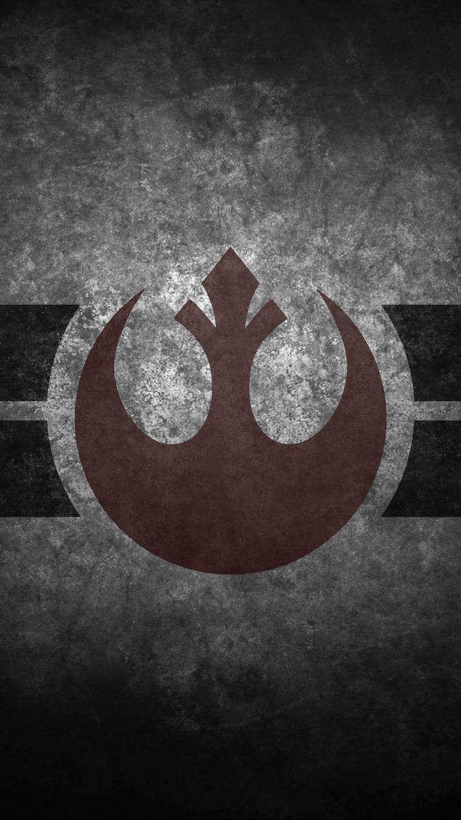 Rebel Insignia Symbol Cellphone Wallpaper By Swmand4 On