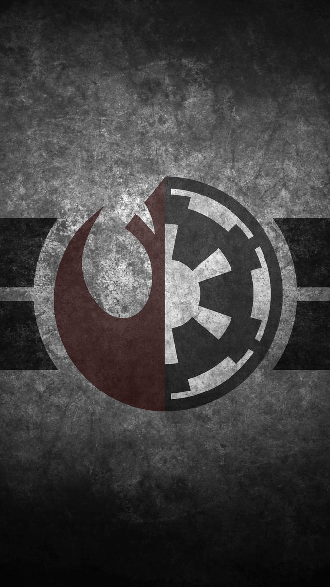 Star Wars Divided Allegiance Cellphone Wallpaper By Swmand4