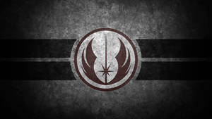 Jedi Order Symbol Desktop Wallpaper