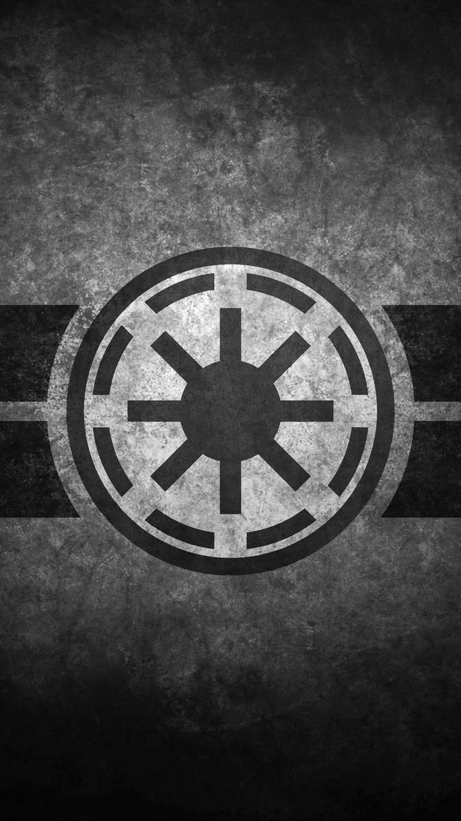 Galactic Republic Symbol Cellular Wallpaper By Swmand4 On