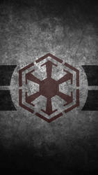 Star Wars Sith Empire Symbol Cellphone Wallpaper by swmand4