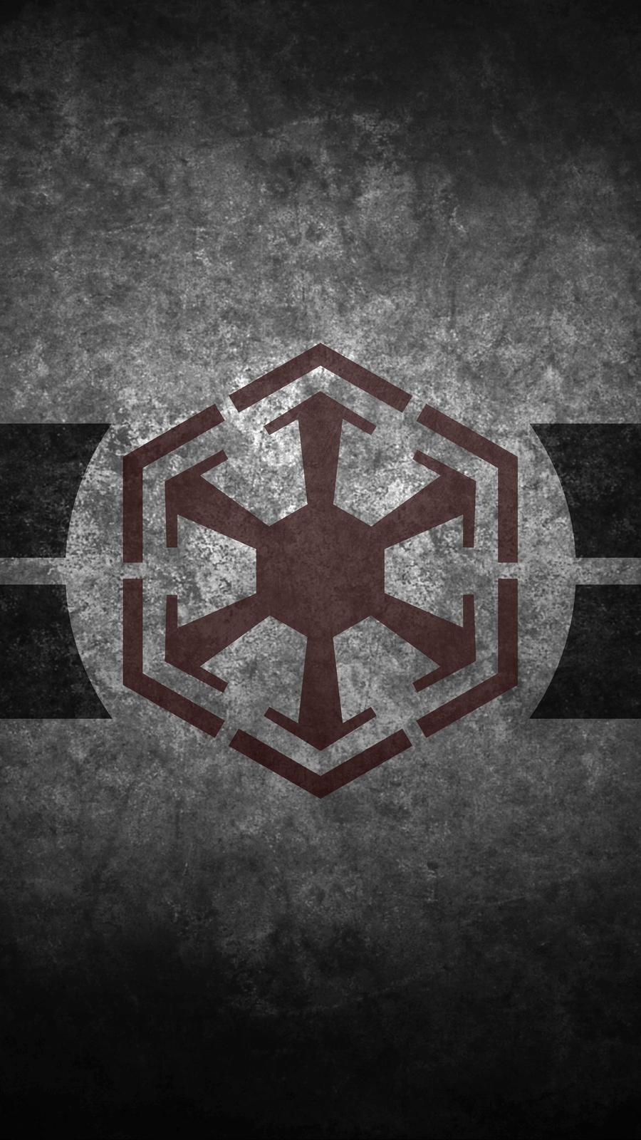 Star Wars Sith Symbol Wallpaper