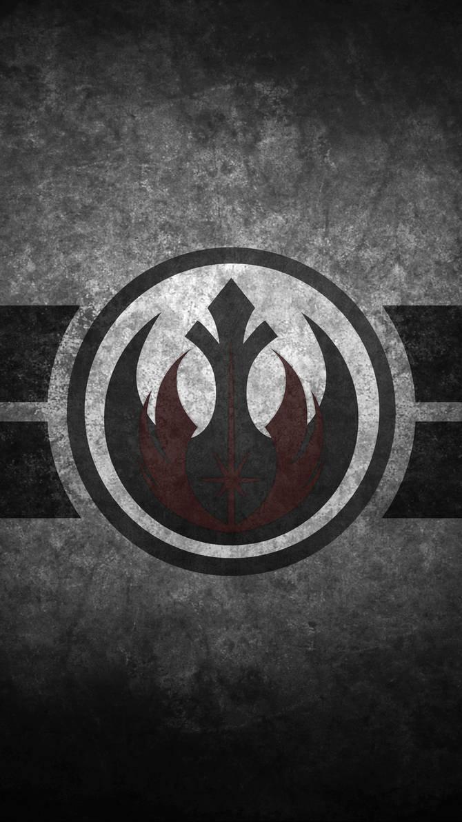 Jedi Rebel Cellphone Wallpaper by swmand4 ...