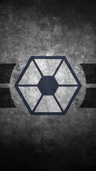 Separatist Logo Cellphone Wallpaper