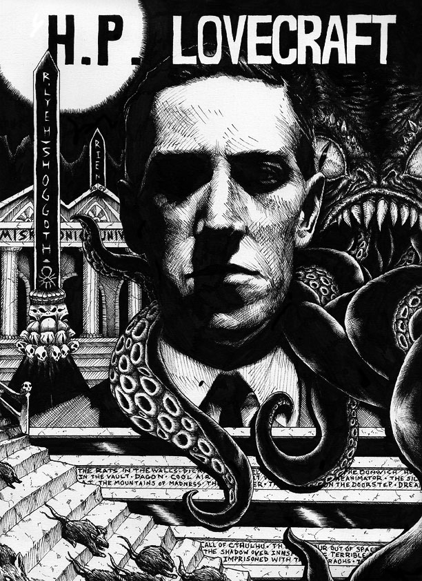Lovecraft H P : Oeuvres complètes