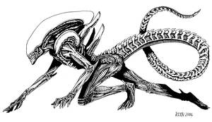 alien tat