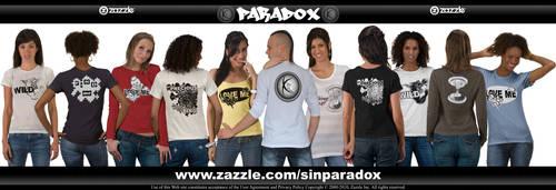 SINPARADOX on Zazzle.com by sinparadox