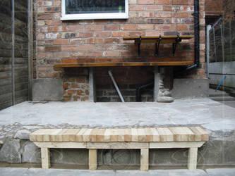 small English garden 1(podium) by sinparadox