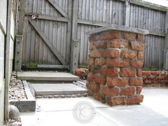 small English garden 1(steps) by sinparadox