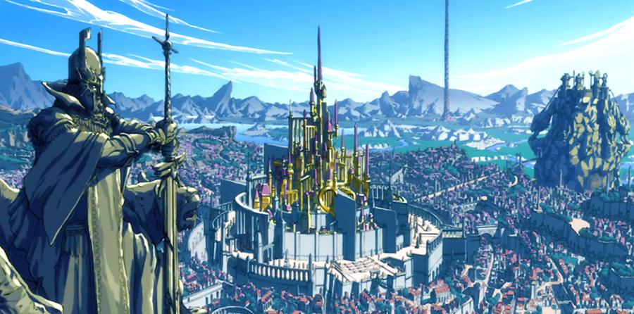 Crocus, Capital Anime by Piercebros