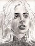 Lady Gaga by KubaKK