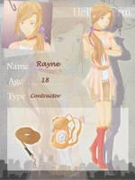 Primrose Academy: Rayne by Techlynn