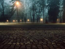 Horizontal lights by FrantisekSpurny