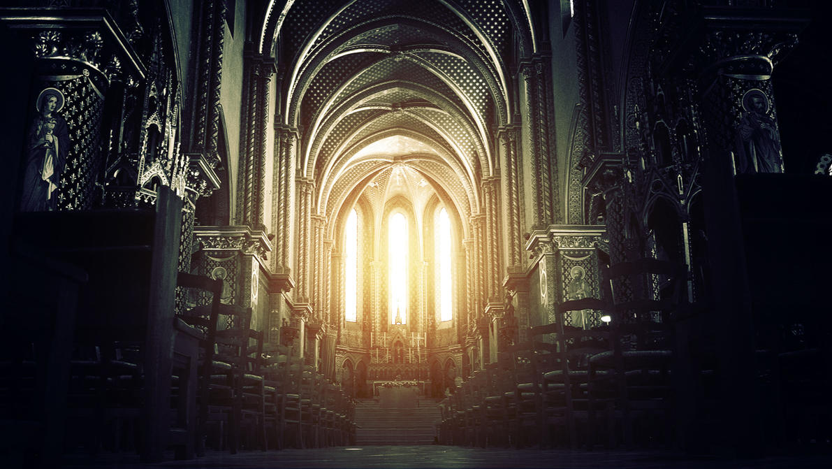 Chapel 2 by FrantisekSpurny