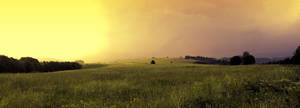 Field panorama 3 by FrantisekSpurny