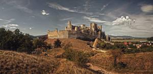 Beckov castle by FrantisekSpurny