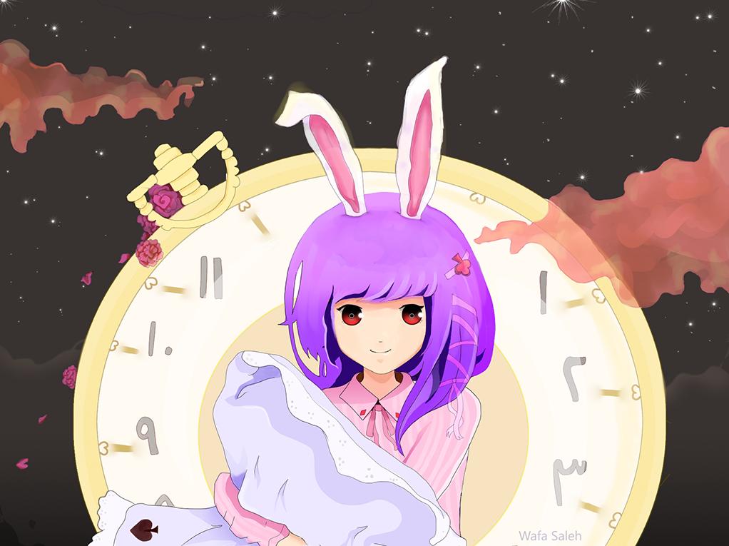 Want to sleep like alice by Ichijouji