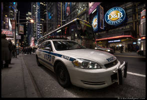 NYPD by amilehi