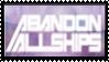 Abandon All Ships Stamp 2 by darkdissolution
