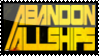 Abandon All Ships Stamp 3 by darkdissolution