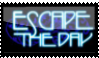 Escape The Day Stamp by darkdissolution