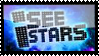 I See Stars Stamp by darkdissolution