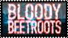 Bloody Beetroots Stamp by darkdissolution