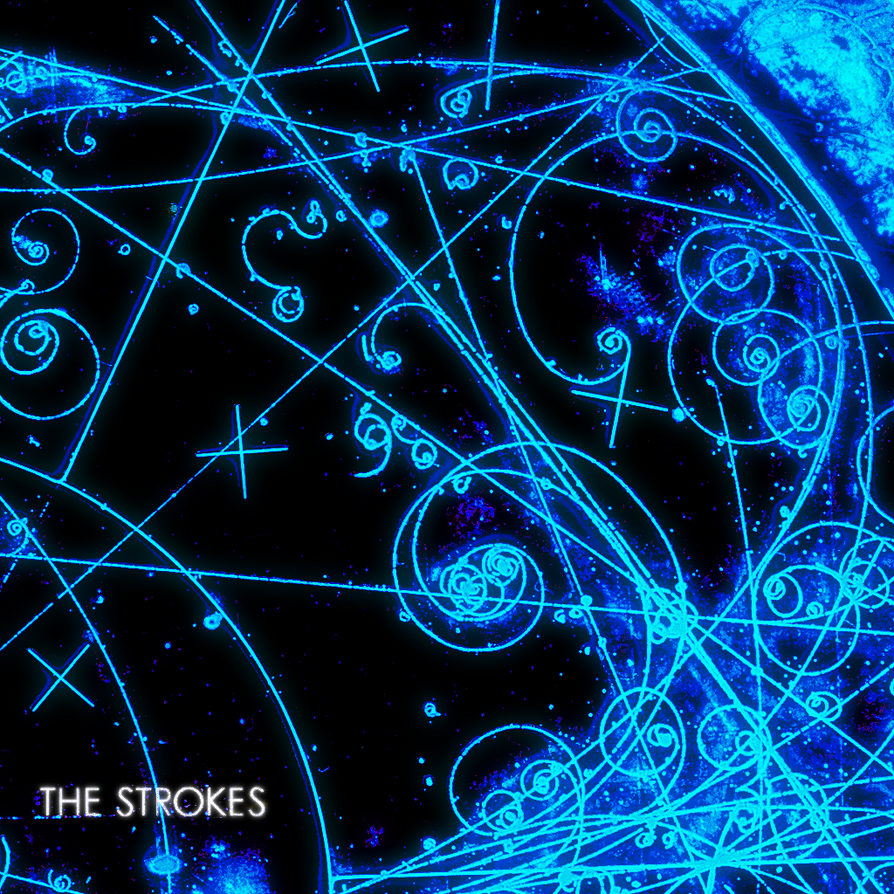 The strokes is this it blue by darkdissolution on deviantart the strokes is this it blue by darkdissolution thecheapjerseys Gallery
