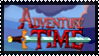 Adventure Time Stamp by darkdissolution