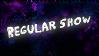 Regular Show Stamp