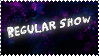 Regular Show Stamp by darkdissolution