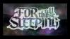 For All Those Sleeping Stamp [Rainbow/Border/Glos] by darkdissolution